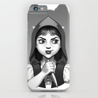 Little Red Riding Hood's Surprise iPhone 6 Slim Case