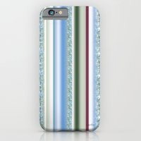 Canopy Stripe iPhone 6 Slim Case