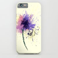 iPhone & iPod Case featuring Chaotic Nature by Peach Momoko