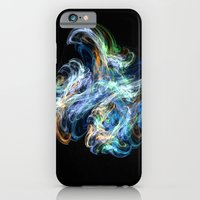 Space Flower iPhone 6 Slim Case