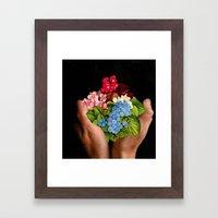 Bountifull Framed Art Print