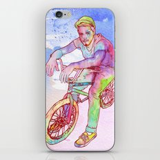 The Bike iPhone & iPod Skin