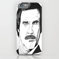 I'm Ron Burgundy? iPhone 6 Slim Case