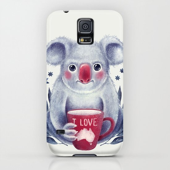 I♥Australia iPhone & iPod Case