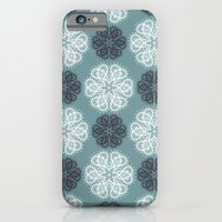 PAISLEYSCOPE Posh (jade) iPhone 6 Slim Case