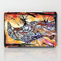 The Beautiful Bird Is Th… iPad Case