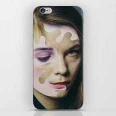 Vanishing Theresa iPhone & iPod Skin