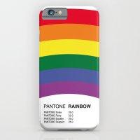 Pantone RAINBOW iPhone 6 Slim Case