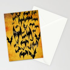 Bats in the Belfry Stationery Cards