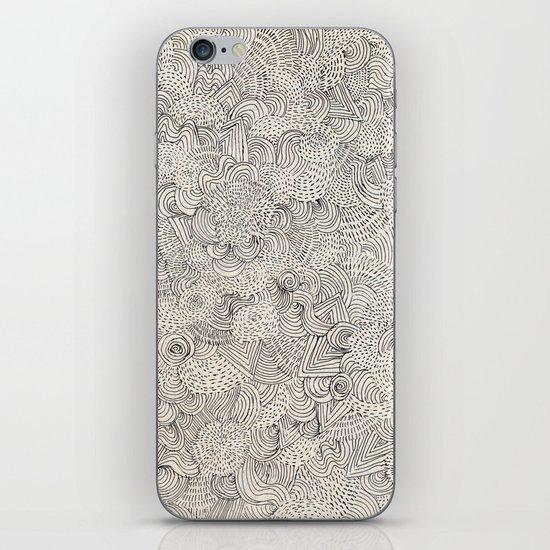 Infinite Love iPhone & iPod Skin