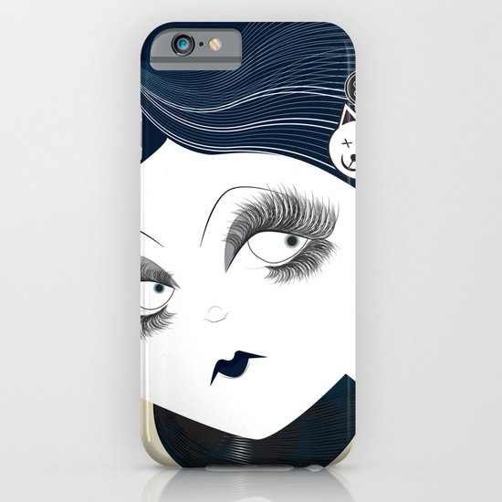 Savanah Black iPhone & iPod Case