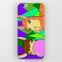Accidental Happenings Wi… iPhone & iPod Skin