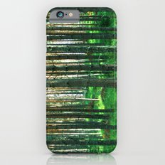 Green Forest Slim Case iPhone 6s