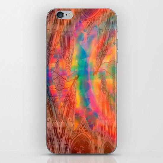Tropical Storm Jam iPhone & iPod Skin