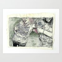 Aint Nothin' To Fuck Wit… Art Print