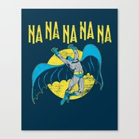 Nocturnal Song Canvas Print