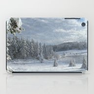 Scenery Forest Winter Wo… iPad Case