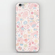 Dreamy Sweets iPhone & iPod Skin