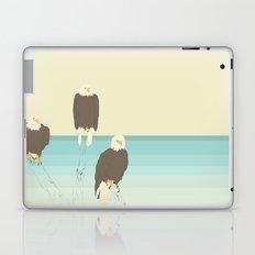 Bald Eagles Laptop & iPad Skin