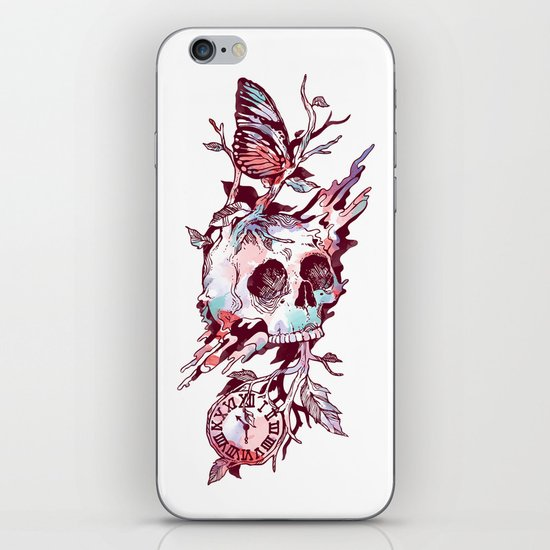 Mors et Natura 2.0 iPhone & iPod Skin