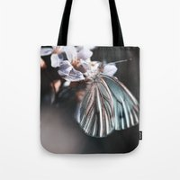 butterfly #2 Tote Bag
