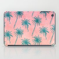 Palm Tree Pattern iPad Case