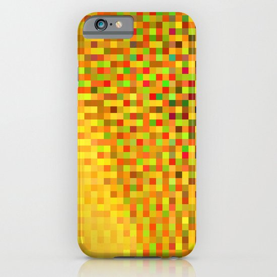 Let Me Check My Calendar < The NO Series (Yellow) iPhone & iPod Case