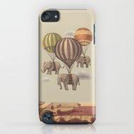 Flight Of The Elephants  iPod touch Slim Case