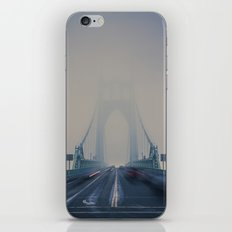 St. Johns Bridge Fog iPhone & iPod Skin