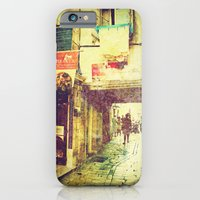 iPhone & iPod Case featuring Postcards From A Better Century: Croatia by Leon Greiner