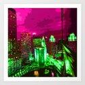 Chicago005 Art Print