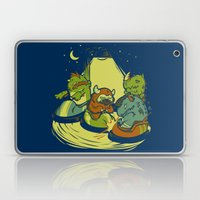 Things That Go Bump In T… Laptop & iPad Skin