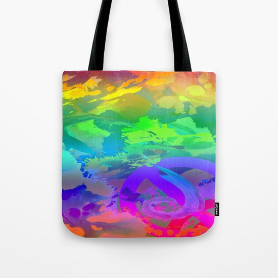 What A Mess Tote Bag