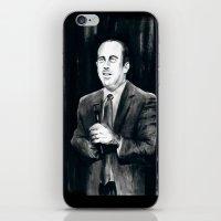 DARK COMEDIANS: Jerry Seinfeld iPhone & iPod Skin