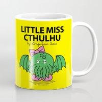 Little Miss Cthulhu Mug