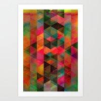 Symmyr Bryyzz Art Print