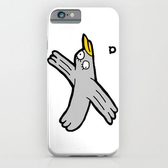 003_bird iPhone & iPod Case