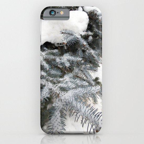 Hello Snow iPhone & iPod Case