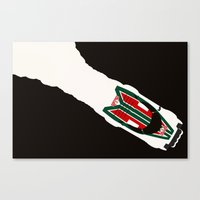 Stratos Canvas Print