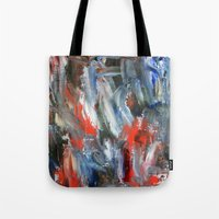 Untitled Abstract #6 Tote Bag