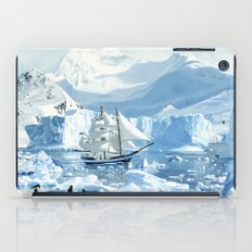 Antarctica iPad Case