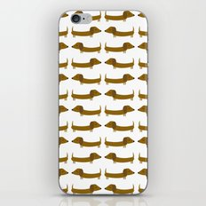 The Essential Patterns of Childhood - Dog iPhone & iPod Skin
