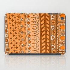 Yzor pattern 008 warm iPad Case