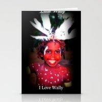 RIP Wally Stationery Cards