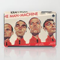 The Man-Machine iPad Case