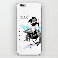 ---->HELLO PEGASUS!  iPhone & iPod Skin