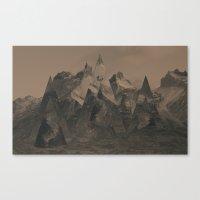 Isosceles  Canvas Print