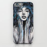 iPhone & iPod Case featuring Melting Thoughts. by Denise Esposito