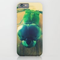 iPhone & iPod Case featuring Dragon Fly by Axel Go