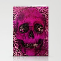 Skullicious Stationery Cards